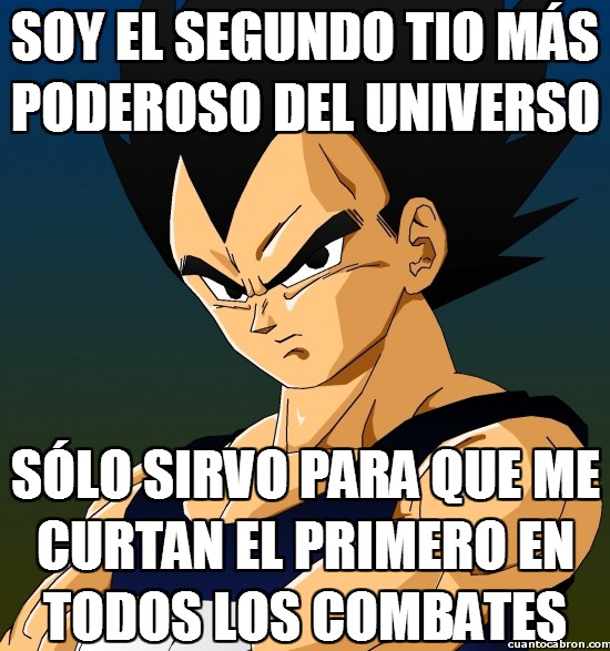 Meme_otros - Pobre Vegeta