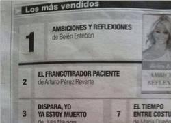 Enlace a El best seller de España