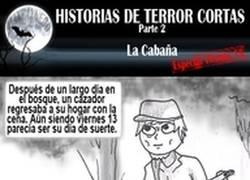 Enlace a Historia de terror corta 2 - La cabaña