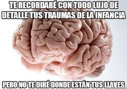 Enlace a Gracias por destinar mis recursos cerebrales a lo menos importante