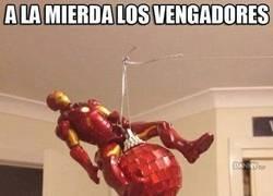 Enlace a Iron man realizando su verdadero sueño