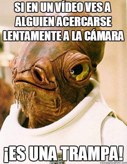Its_a_trap - ¡Alerta de screamer!