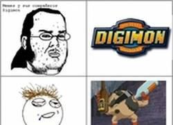 Enlace a Memes y sus Digimon