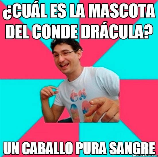 Bad_joke_deivid - Drácula y su mascota