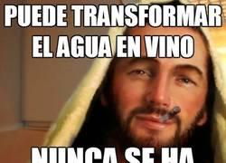 Enlace a Jesus, siempre muy sano