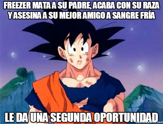 Son_goku - Good Saiyan Goku