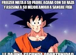 Enlace a Good Saiyan Goku