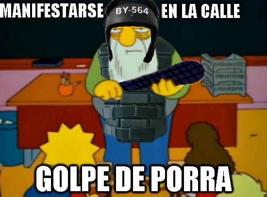 Golpe_de_remo - ¡Golpe de porra!
