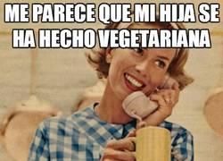 Enlace a Cosas de ''vegetarianas''