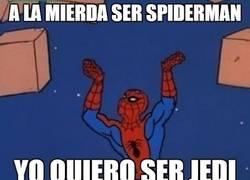 Enlace a El deseo navideño de Spiderman