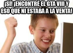 Enlace a ¿GTA VIII? Yo me lo pensaría...