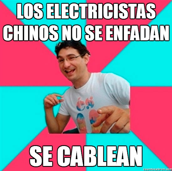 Bad_joke_deivid - Los electricistas chinos