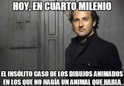 Enlace a Dibujos sin animales parlanchines
