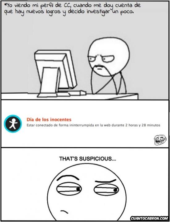 Thats_suspicious - Nuevos logros navideños