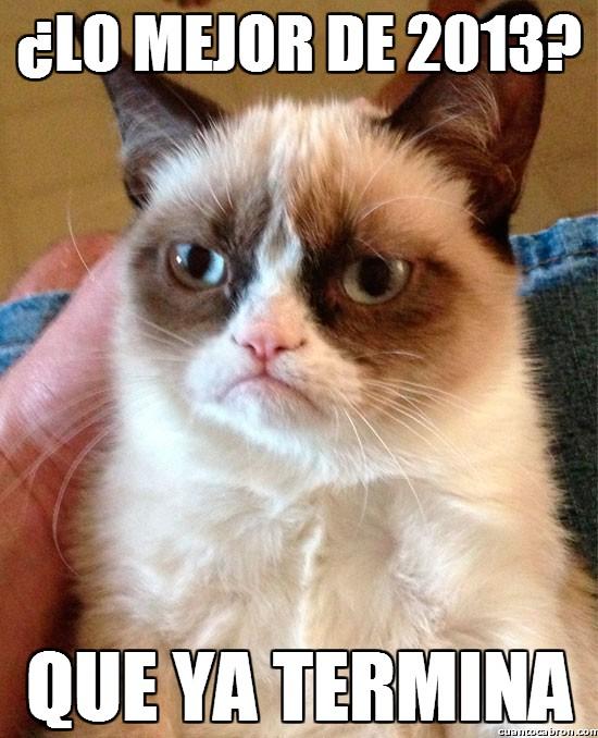 Grumpy_cat - Lo mejor de este año