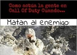 Enlace a Call Of Duty: Un juego que crea múltiples sentimientos