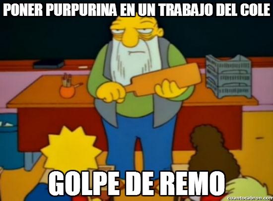 Golpe_de_remo - ¡Venga por favor, que ya tenemos una edad!