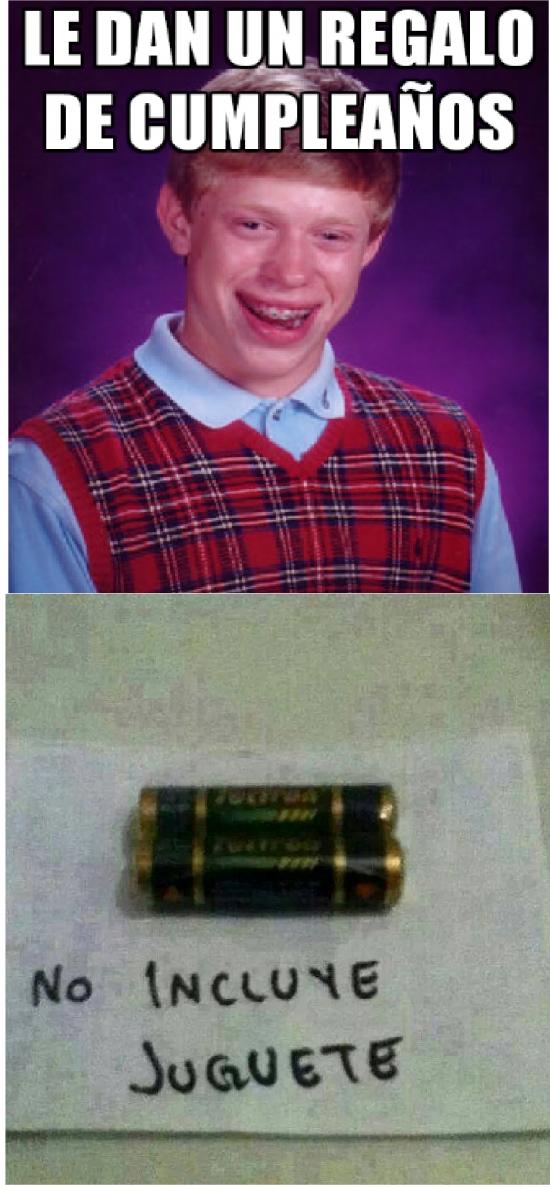 Bad_luck_brian - Los regalos de Brian