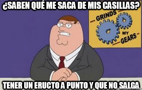 Peter_griffin - Una cosa horrible