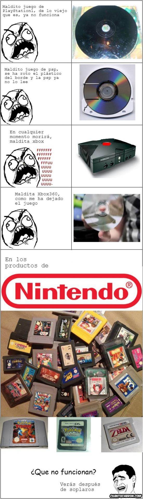 Yao - Las ventajas de los cartuchos de Nintendo
