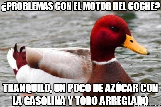 Pato_mal_consejero - El pato mecánico