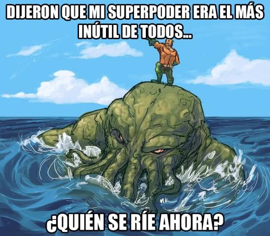 Meme_otros - La venganza de Aquaman