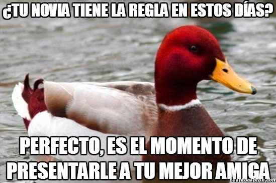 Pato_mal_consejero - El momento perfecto