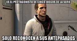Enlace a El Bad Luck Brian de Assassin's Creed