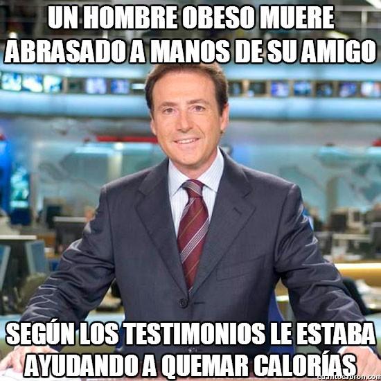 Meme_matias - Ayudando a quemar calorías