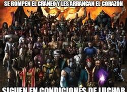 Enlace a La lógica de Mortal Kombat