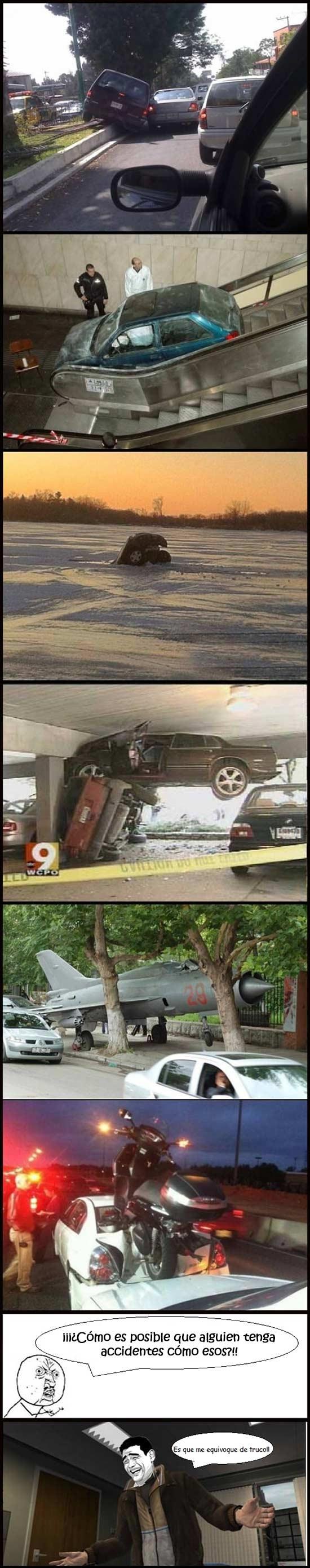 Yao - ¿Accidentes de este tipo cómo ocurren?