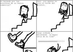 Enlace a Malditas escaleras y malditas preguntas tontas