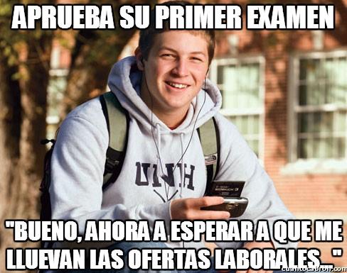 Universitario_primer_curso - Paciencia, chaval