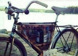 Enlace a ¡Qué preciosa bicicleta!