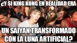 Enlace a King Kong y sus posibles orígenes