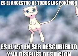 Enlace a El ancestro de todos los Pokémon