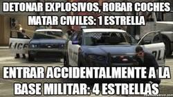 Enlace a Lógica de la policía del GTA