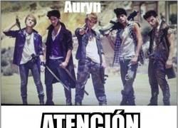 Enlace a ¡Cuidado con los Auryn!