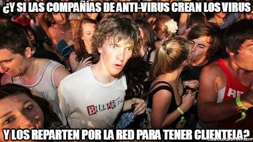 Momento_lucidez - El origen de los virus sin confirmar