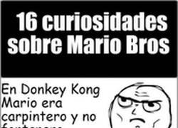 Enlace a [Tema de la semana] 16 curiosidades sobre Mario Bros