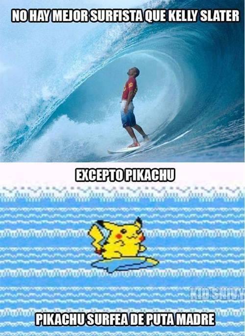 Meme_otros - El mejor surfista