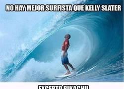 Enlace a El mejor surfista