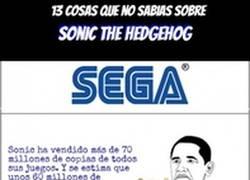Enlace a [Tema de la semana] 13 Cosas que no Sabias de Sonic The Hedgehog