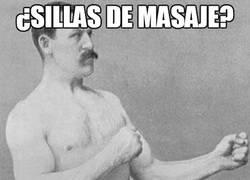 Enlace a ¿Sillas de masaje?