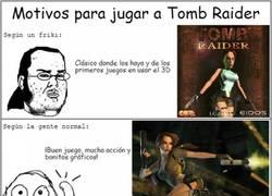 Enlace a [Tema de la semana] Motivos para jugar a Tomb Raider