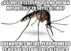 Enlace a El último mosquito