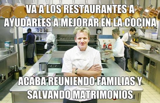 Chef_ramsay - Culebrones mejores que los de Nova