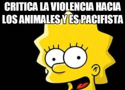 Enlace a La incoherencia de Lisa Simpson