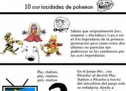 Enlace a Curiosidades que no sabías de Pokémon