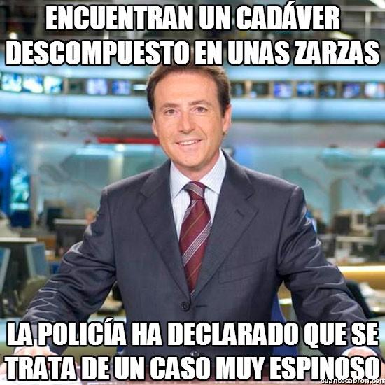 Meme_matias - Casos complicados para la policía